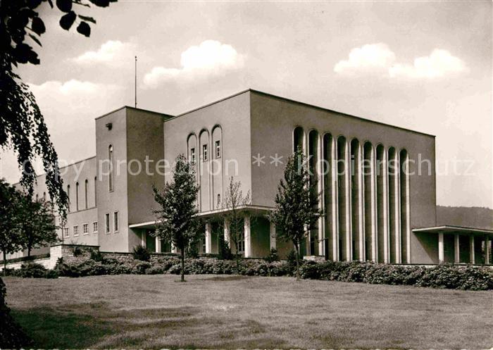 AK / Ansichtskarte Bielefeld Rudolf Oetker Konzerthalle Kat. Bielefeld