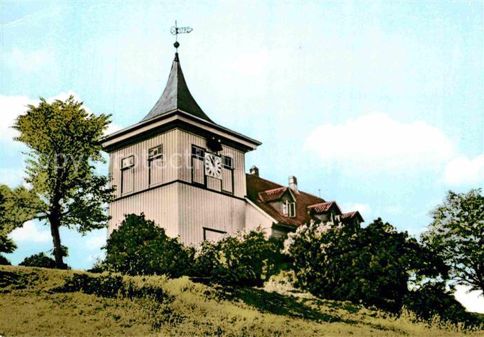 AK / Ansichtskarte St Andreasberg Harz Glockenturm auf dem Glockenberg Kat. Sankt Andreasberg
