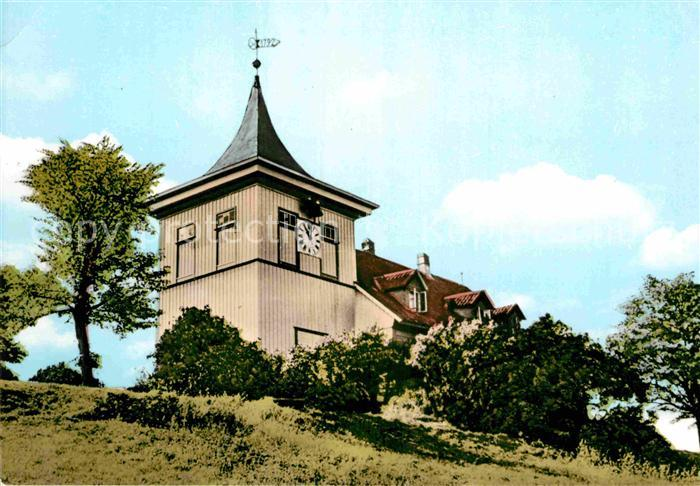 AK / Ansichtskarte St Andreasberg Harz Glockenturm auf dem Glockenberg Bergstadt Kurort Kat. Sankt Andreasberg