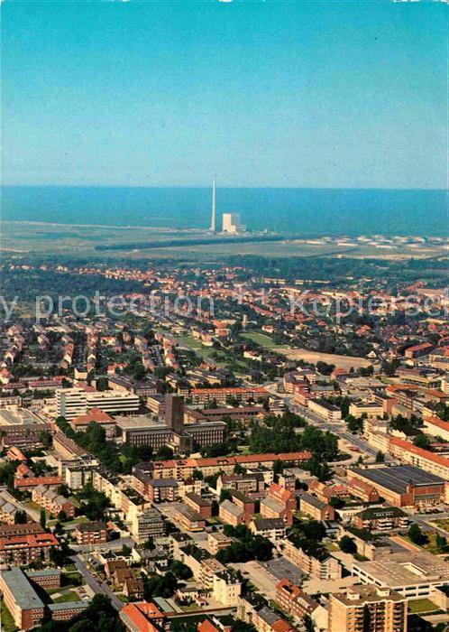 AK / Ansichtskarte Wilhelmshaven Luftaufnahme Kraftwerk NWK Kat. Wilhelmshaven
