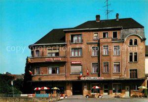 AK / Ansichtskarte Mondorf Bad Hotel Restaurant du Midi Kat. Luxemburg