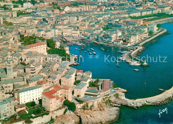 AK / Ansichtskarte Bastia Luftaufnahme Kat. Bastia