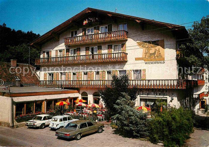 AK / Ansichtskarte Eichgraben Hotel Wienerwald Kat. Eichgraben