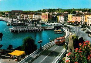AK / Ansichtskarte Desenzano Lago di Garda Panorama Kat. Desenzano del Garda