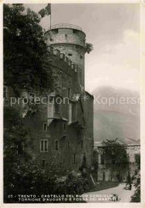 AK / Ansichtskarte Trento Castello del Buon Consiglio Torrione d Augusto Fossa dei Martiri Kat. Trento