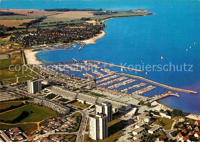 AK / Ansichtskarte Kiel Luftaufnahme Schilksee Kat. Kiel