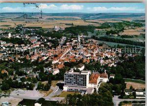 AK / Ansichtskarte Warburg Westfalen Luftaufnahme Kat. Warburg