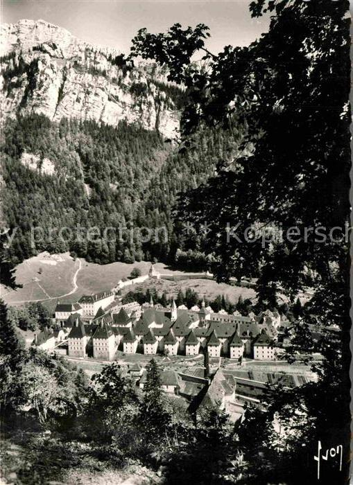 AK / Ansichtskarte Saint Pierre de Chartreuse Monastere de la Grande Chartreuse Grand Som