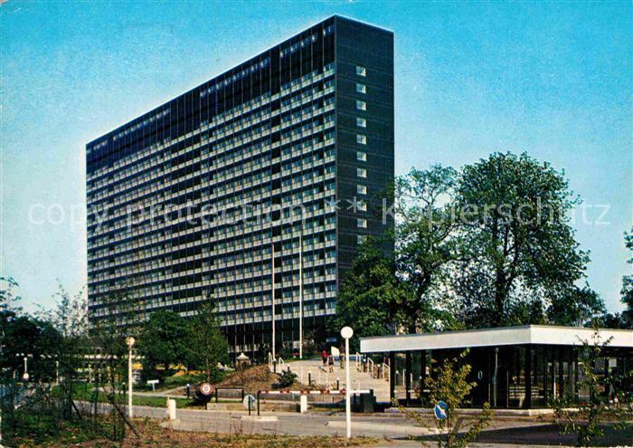 AK / Ansichtskarte Othmarschen Allgemeines Krankenhaus Altona Kat. Hamburg
