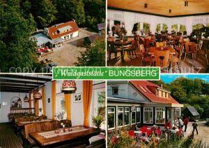 AK / Ansichtskarte Schoenwalde Bungsberg Waldgaststaette Bungsberg Kat. Schoenwalde am Bungsberg