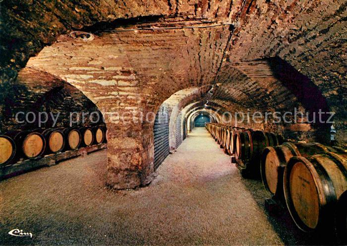 AK / Ansichtskarte Beaune Cote d Or Burgund Caves du Couvent des Cordeliers  Kat. Beaune
