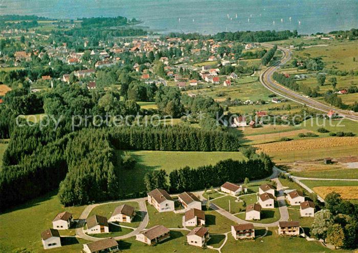 AK / Ansichtskarte Diessen Ammersee Fliegeraufnahme SOS Kinderdorf Kat. Diessen a.Ammersee