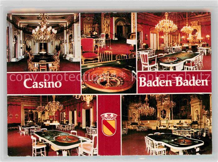 AK / Ansichtskarte Baden Baden Casino Kat. Baden Baden