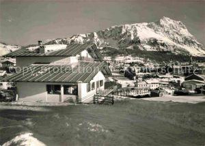 AK / Ansichtskarte Cortina d Ampezzo Villa Nevada Dolomiti Winterpanorama Dolomiten Kat. Cortina d Ampezzo