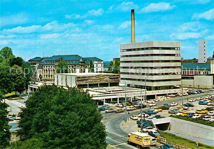 AK / Ansichtskarte Darmstadt Technische Hochschule Kat. Darmstadt