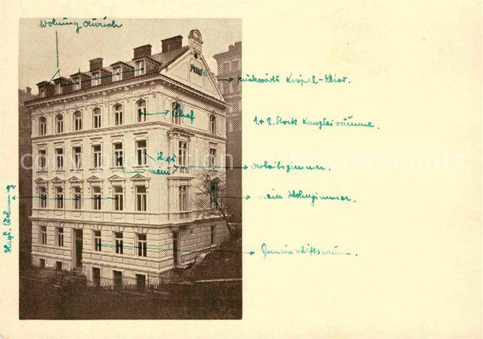 AK / Ansichtskarte Praha Prahy Prague Hotel Praha Kat. Praha