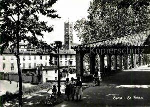 AK / Ansichtskarte Lucca Le Mura Stadtmauer Kat. Lucca