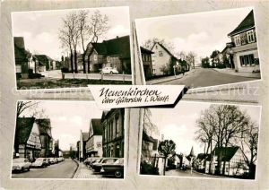 AK / Ansichtskarte Neuenkirchen Steinfurt Ortsansichten Kat. Neuenkirchen