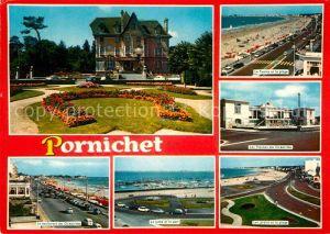 AK / Ansichtskarte Pornichet Casino Plage Thermes Jardins Jetee Port Boulevard Kat. Pornichet