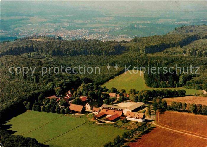 AK / Ansichtskarte St Johann Wuerttemberg Fliegeraufnahme Kat. St. Johann