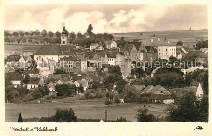 AK / Ansichtskarte Neustadt Waldnaab  Kat. Neustadt a.d.Waldnaab