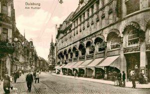 AK / Ansichtskarte Duisburg Ruhr Kuhtor  Kat. Duisburg