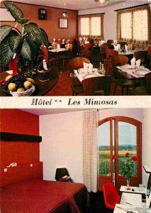 AK / Ansichtskarte Lunel Hotel Les Mimosas  Kat. Lunel