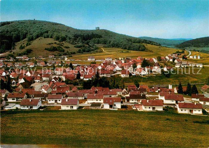 AK / Ansichtskarte Gomadingen Panorama Sternberg Kat. Gomadingen