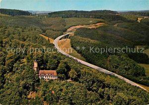 AK / Ansichtskarte Bad Driburg Iburg Fliegeraufnahme Eggegebirge am Teutoburger Wals Kat. Bad Driburg