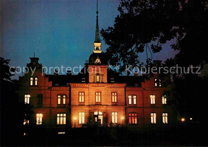 AK / Ansichtskarte Schoenhagen Brodersby Schloss Schoenhagen Kat. Brodersby Schlei