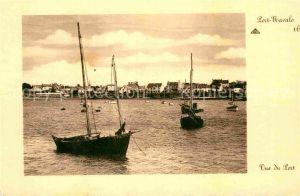 AK / Ansichtskarte Port Navalo Vue du port Bateaux Hafen Fischerboote Kat. Arzon