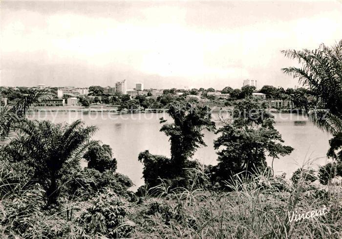 AK / Ansichtskarte Abidjan Lagune Kat. Abidjan