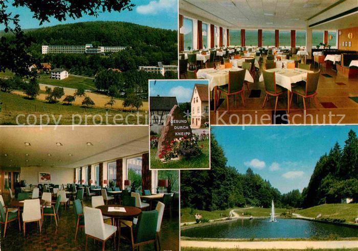 AK / Ansichtskarte Gras Ellenbach Hotel Heinrich Gluecklich Haus  Kat. Grasellenbach