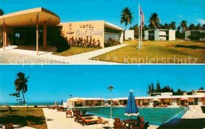 AK / Ansichtskarte San Juan Puerto Rico Hotel Coral Beach  Kat. San Juan