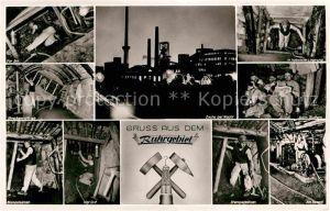 AK / Ansichtskarte Dortmund Zeche im Ruhrgebiet Kat. Dortmund