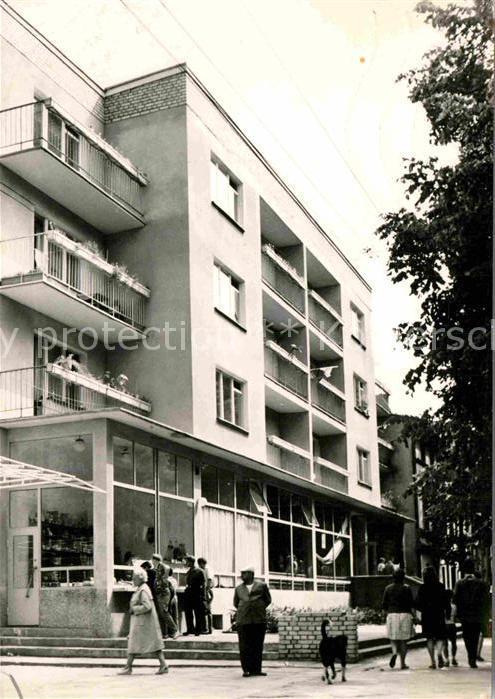 AK / Ansichtskarte Swinoujscie Swinemuende Bohaterow Stalingradu