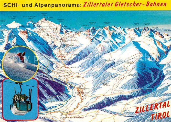 AK / Ansichtskarte Lans Tirol Luftseilbahn Stummvoll  Kat. Lans