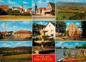 AK / Ansichtskarte Sulzfeld Grabfeld  Kat. Sulzfeld