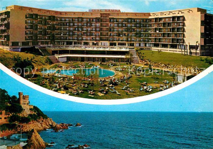 AK / Ansichtskarte Costa Brava Hotel Samba  Kat. Spanien 0