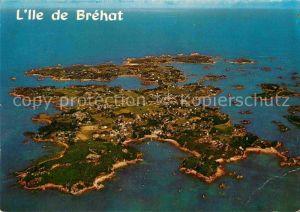 AK / Ansichtskarte Ile de Brehat Vue aerienne Kat. Ile de Brehat