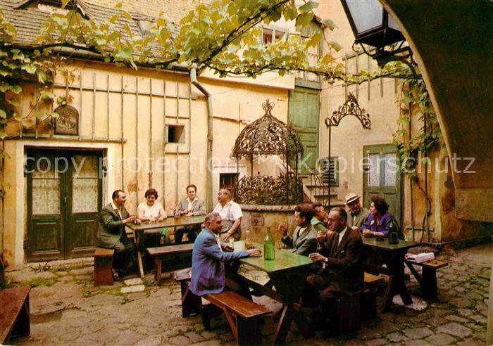 AK / Ansichtskarte Wien Grinzing  Kat. Wien