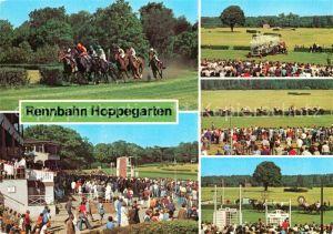 AK / Ansichtskarte Hoppegarten VEB Vollblutrennbahnen Dahlwitz Kat. Hoppegarten