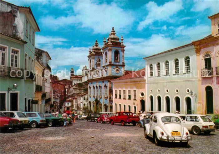AK / Ansichtskarte Salvador Pelourinho Square Kat. Salvador
