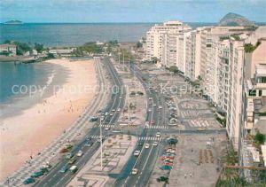 AK / Ansichtskarte Rio de Janeiro Copacabana  Kat. Rio de Janeiro
