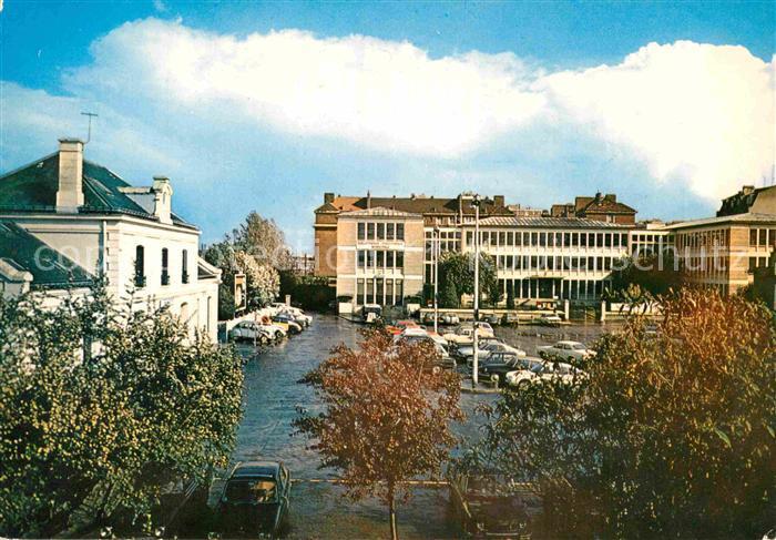 AK / Ansichtskarte Ivry sur Seine Centre administratif Kat. Ivry sur Seine