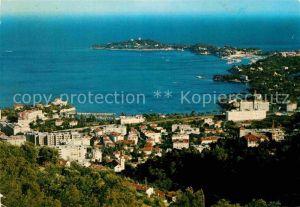 AK / Ansichtskarte Beaulieu sur Mer et Saint Jean Cap Ferrat Cote d Azur Kat. Beaulieu sur Mer