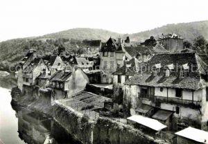 AK / Ansichtskarte Argentat Vieilles Maisons sur la Dordogne Kat. Argentat