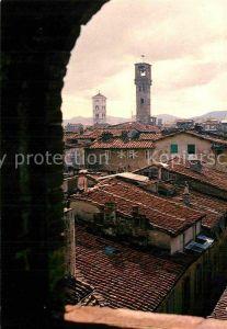 AK / Ansichtskarte Lucca Tour Guinigi Kat. Lucca