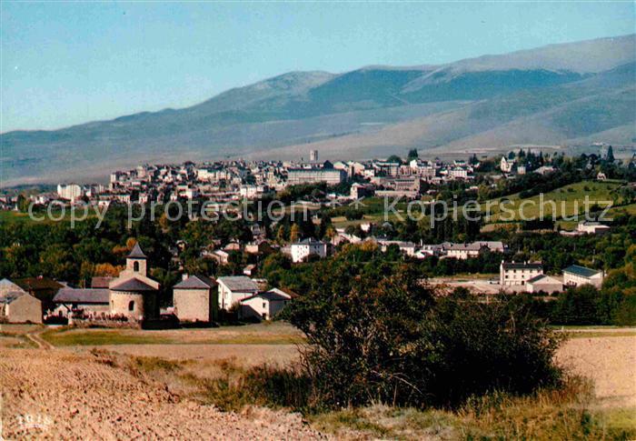 AK / Ansichtskarte Bourg Madame Puigcerda Panorama Kat. Bourg Madame