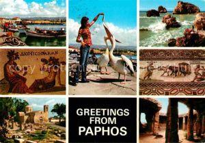 AK / Ansichtskarte Paphos Ansichten Kat. Paphos Cyprus